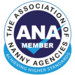 Logo to show that Stella Childcare is a member of the Association of Nanny Agencies